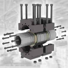 Non-welded Pipe Connection Technology - POULTON TECHNOLOGIES PT 1 Connector
