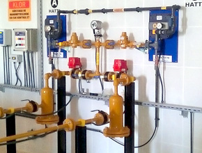 Water and Gas Chlorination